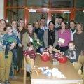 Spendenübergabe Dezember 2012
