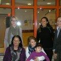 Spendenübergabe - Hypo-Therapien für Rosi